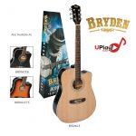 Bryden BRD16CE Guitar Range