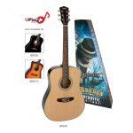 Bryden BRD1N Guitar Range