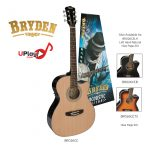 Bryden BRO26CE Guitar Range