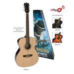 Bryden BRO2N Guitar Range