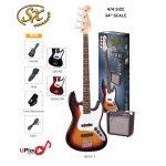 SX SB1SK Guitar Packs