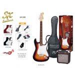 SX SE1SK34 Guitar Packs