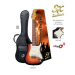 SX VES34 Guitar Range
