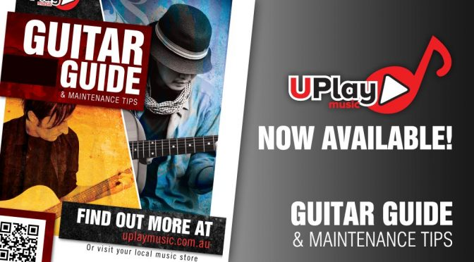 Guitar Guide Now Available!